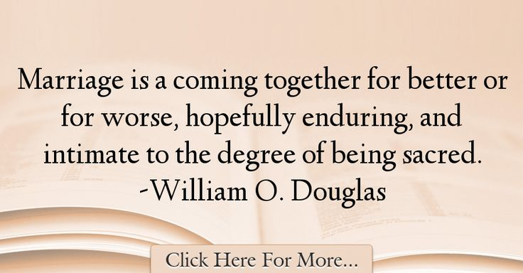 William O. Douglas Quotes About Anniversary - 3314