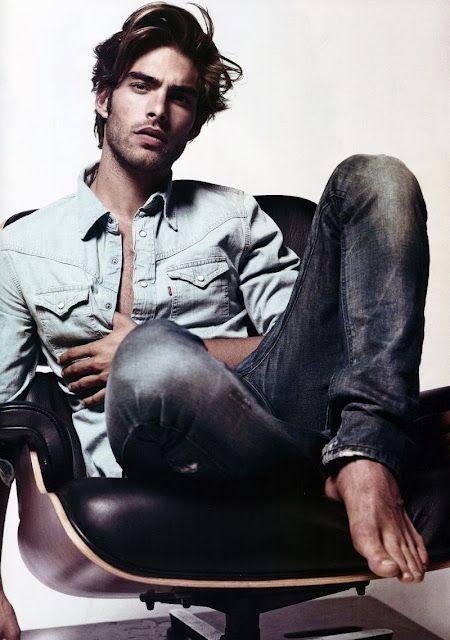 Jon Kortajarena - Spanish model - was my imagined Adam. #FallenNovel, coming in…