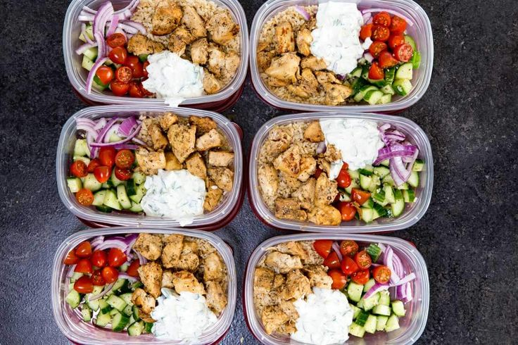 Meal Prep Sunday is the hottest trend right now in health and fitness. Prep as many healthy meals as you