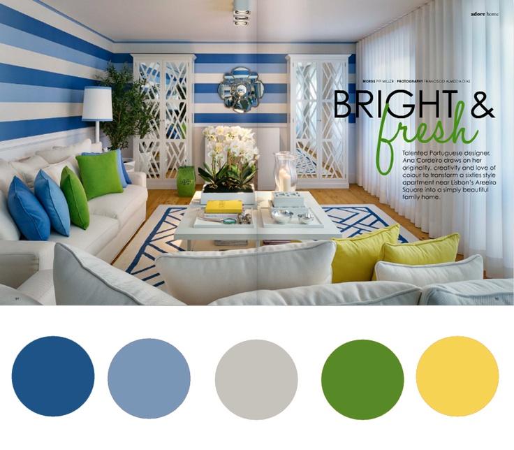 Decor through a palette I: Colors Pallets, New House, Findings, Achado De, Decor Inspiration, Colors Palettes, Colors Combinations, Decorating, Colors Boards
