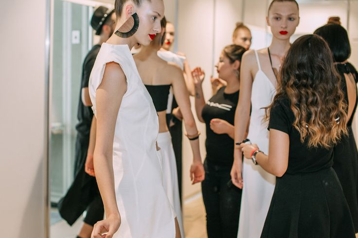 """5 απαντήσεις από την Athina Korda μετά το """"Mercedes-Benz Kiev Fashion Days"""" –…"""