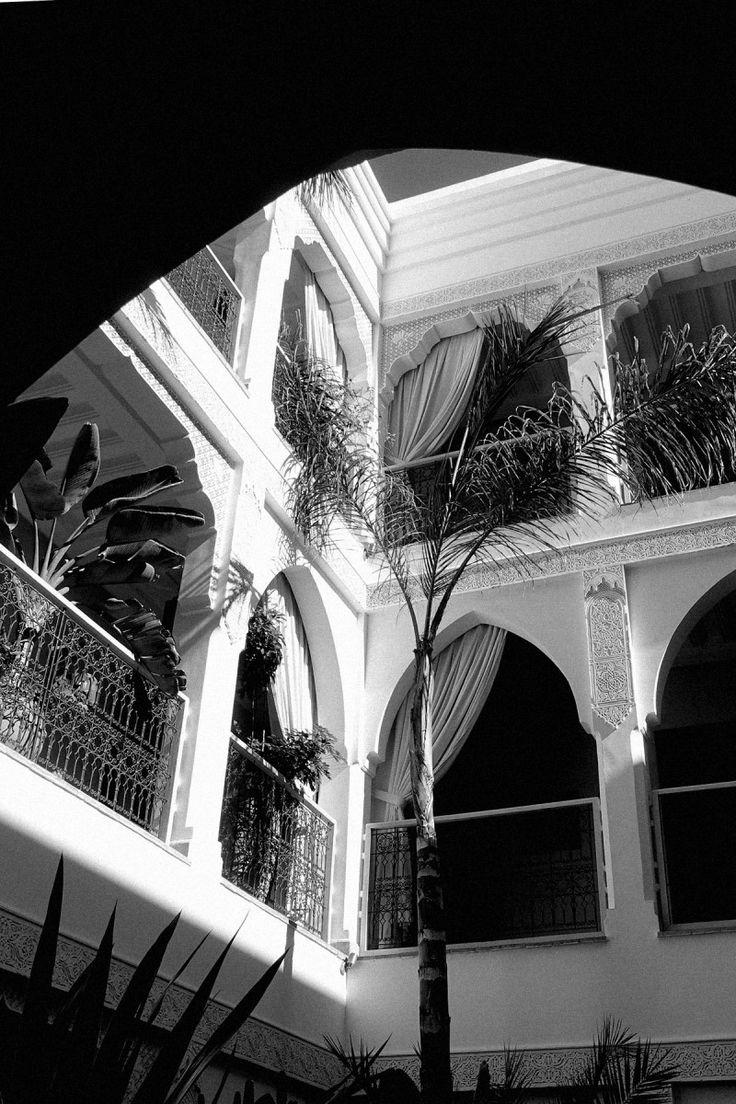 Riad Villa Blanche, Agadir, Morroco