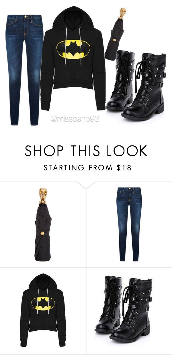 """""""Look Juvenil para las lluvias!"""" by misspaho93 ❤ liked on Polyvore featuring Alexander McQueen"""