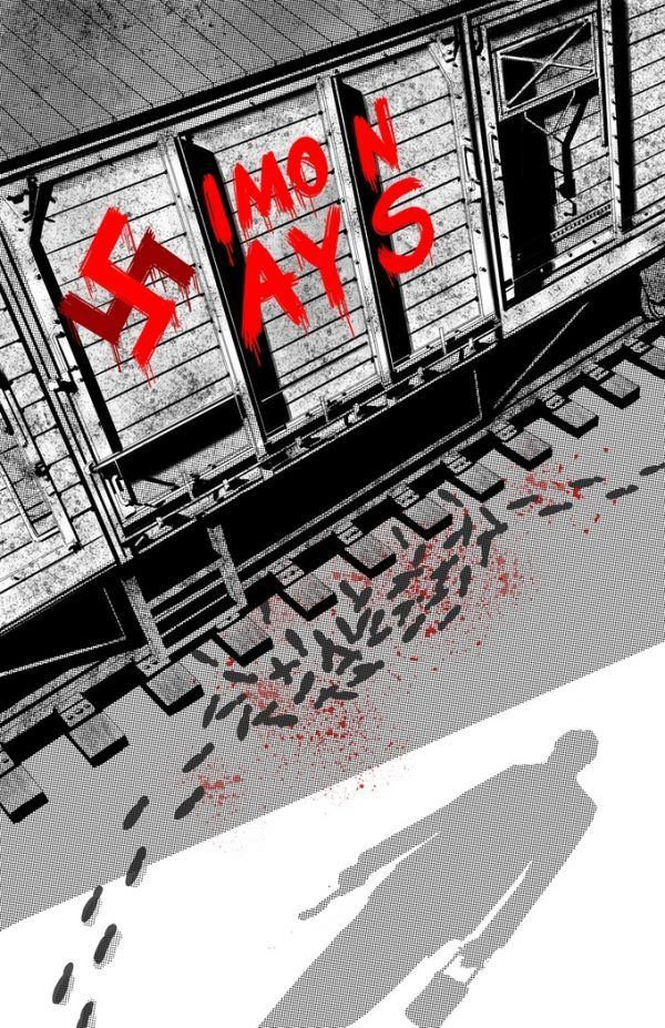 More Than Punching – Simon Says: Nazi Hunter By Andre Frattino And Jesse Lee