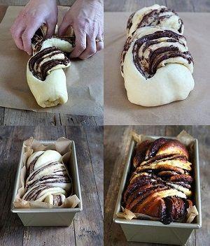 Gluten Free Chocolate Babka | Cook...Taste...Enjoy