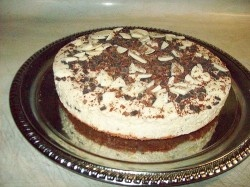 Vicki's No Bake Cheesecake