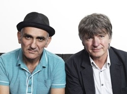 Neil Finn & Paul Kelly Joint Australian Tour - one of the best concerts I've ever seen, two legends!
