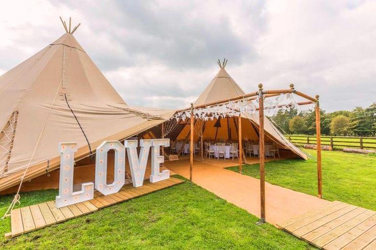 Big Chief Tipis | Rock My Wedding