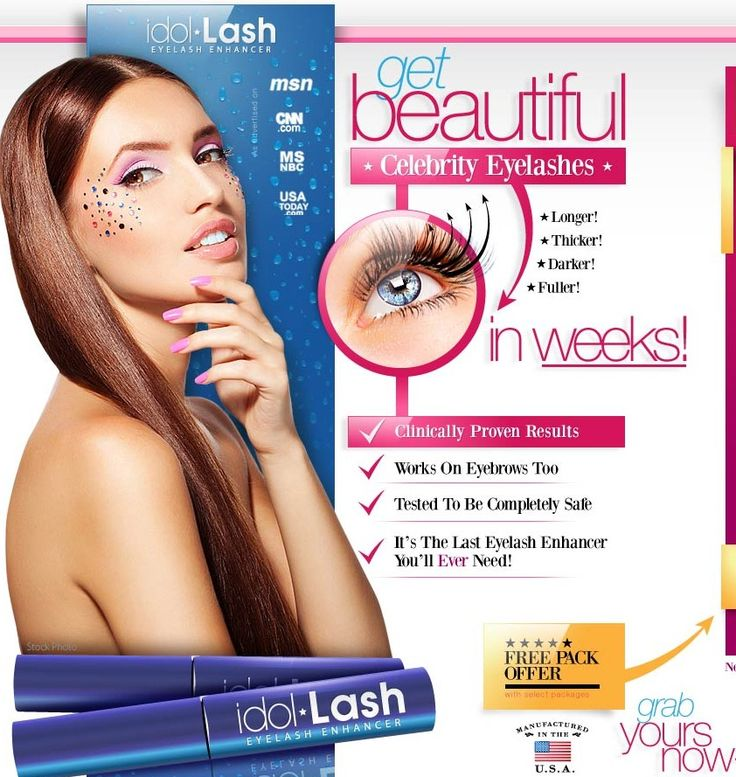 Eyelash Growth Formula