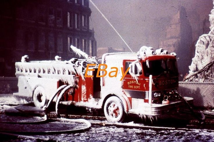 (2) BOSTON 1976 PLANT SHOE FIRE: NFPA fire training SLIDES
