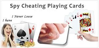 All types of latest spy cheating playing cards available in Delhi at very affordable prices with 007 Detective store. These cards are secretly marked cards extensively used only for cheating. You can use these cards to win every game and a lot of money.
