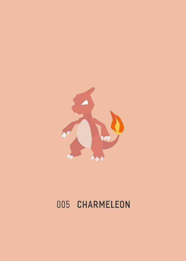 "Pokémon Starters & Evolutions 005 Charmeleon #Displate artwork by artist ""Ariadna S. C."". Part of a 9-piece set featuring designs based on the three Pokémon starters and their evolutions. £39 / $52 per poster (Regular size), £71 / $104 per poster (Large size) #Pokemon #Pokémon #PocketMonsters #GottaCatchEmAll #Bulbasaur #Ivysaur #Venusaur #Charmander #Charmeleon #Charizard #Squirtle #Wartortle #Blastoise #Nintendo"
