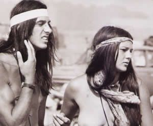 this couple at woodstock                                                       …