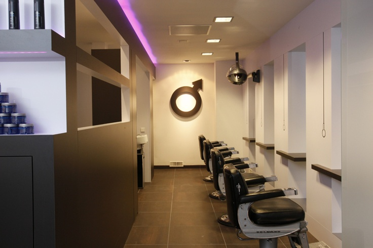 De Heren salon