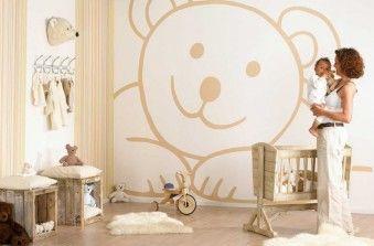 Cameretta dei bambini: idee originali per decorare le pareti