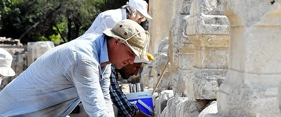 Stratonikeia Antik Kenti'nde kazı başlıyor