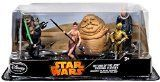 Disney Star Wars Exclusive Collectible Figures 6Pack Return of the Jedi Luke Leia C3P0 Jabba The Hut Gamorrean Guard  Bib Fortuna  ** Click image for more details.