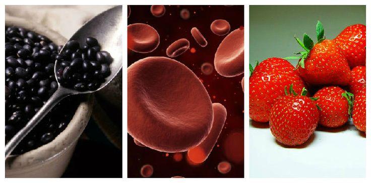 La anemia se define como la baja concentración de hemoglobina en la sangre y cuando la hemoglobina falla, entonces el oxigeno que llega hasta los tejidos de nuestro cuerpo