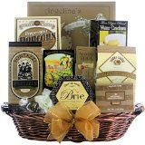 Great Arrivals Champagne Gift Basket, Elegant Expressions - http://tonysgifts.net/great-arrivals-champagne-gift-basket-elegant-expressions/