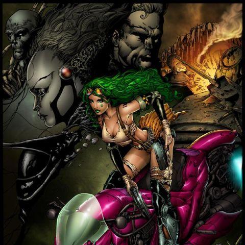 aphradite IX | aphrodite-ix-search-home-comic-art-community-gallery-of-comic-art ...
