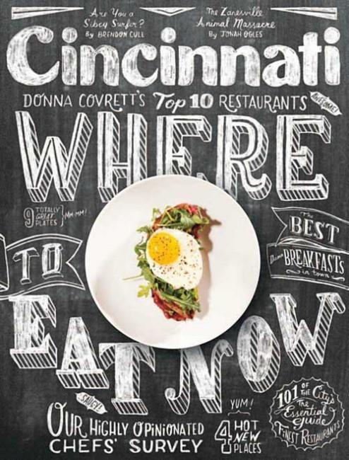 Cincinnati Magazine cover. So good!