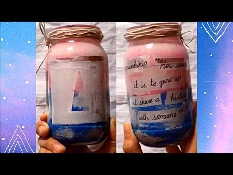 DIY Picture-holder Jar | Work In Progress by Connor Franta