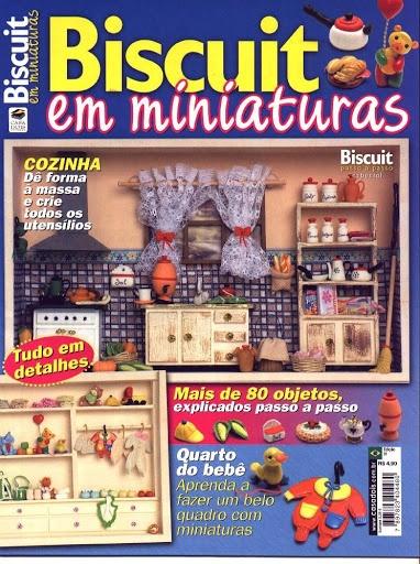 Biscuit Miniaturas Nº1