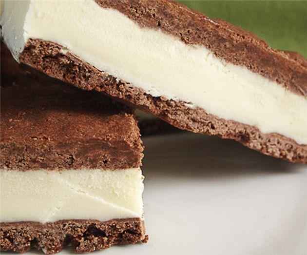Σπιτικό παγωτό σάντουιτς! - Filenades.gr