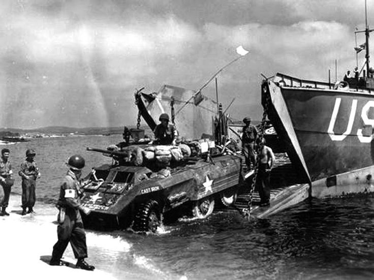 France's Second D-Day: Operation Dragoon and the Invasion of Southern France - https://www.warhistoryonline.com/war-articles/frances-second-d-day-operation-dragoon-invasion-southern-france.html