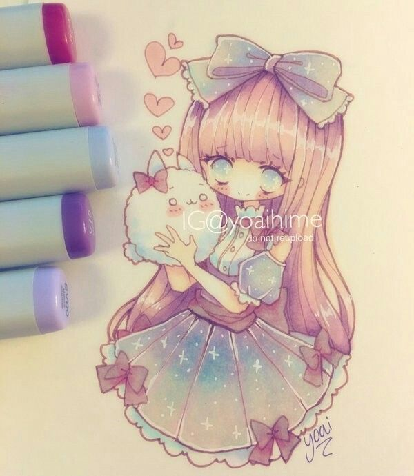 Why is this so kawaii !