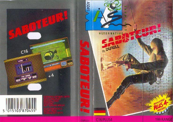 Cassette Cover (Alternative Software)