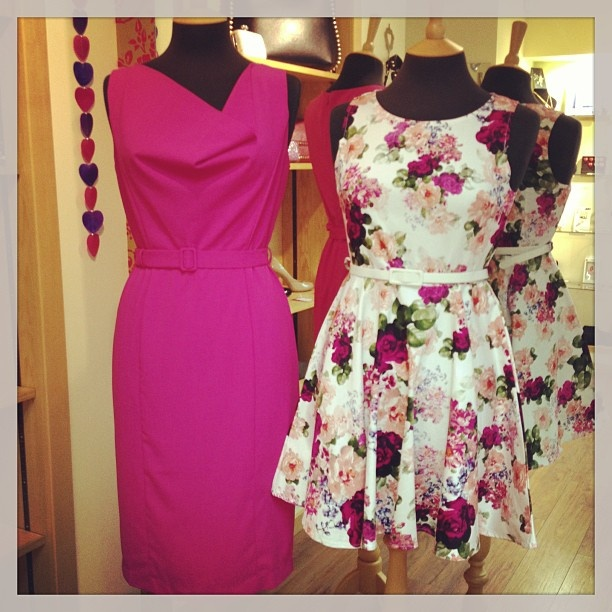 Gorgeous dresses! Perfect for weddings.
