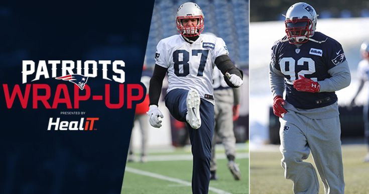 Patriots news and notes from Gillette Stadium on Friday.