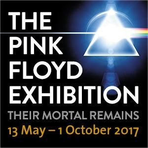 Tour dates and tickets for The Pink Floyd Exhibition: Their Mortal Remains