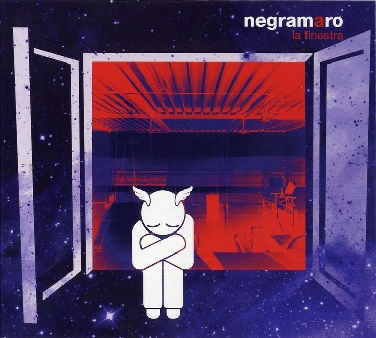 Album Cover - La finestra (2007)
