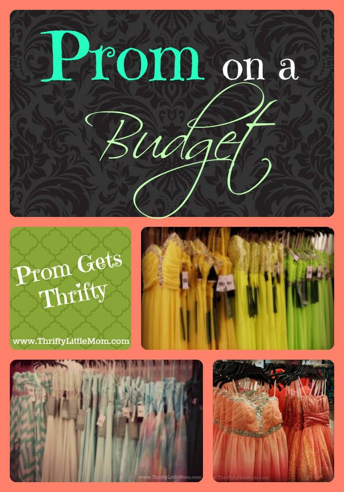 Prom gowns don't have to crush your budget! Discover 5 places you can get super great deals on formal dresses for proms, homecoming or dances!