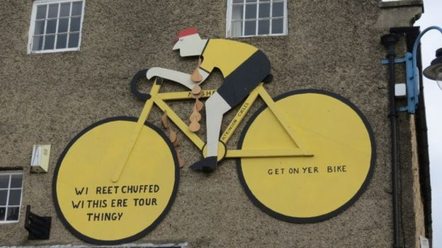 Tour de Yorkshire 2016 route announced - BBC News