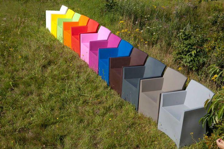 Stuhl Regenbogen kaufen im borono Online Shop