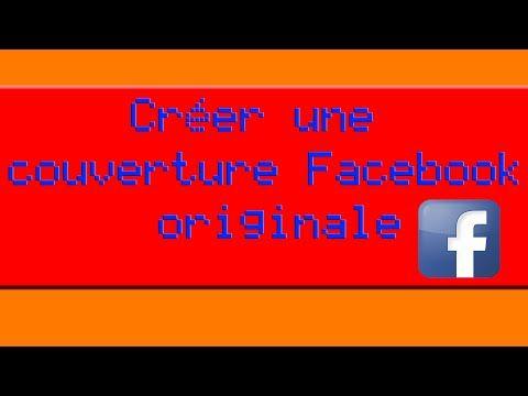 Créateur de sites web - Créer une couverture Facebook originale