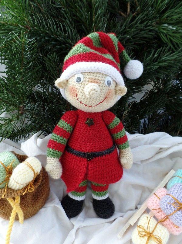 943 best Amigurumi - Weihnachten images on Pinterest | Weihnachten ...