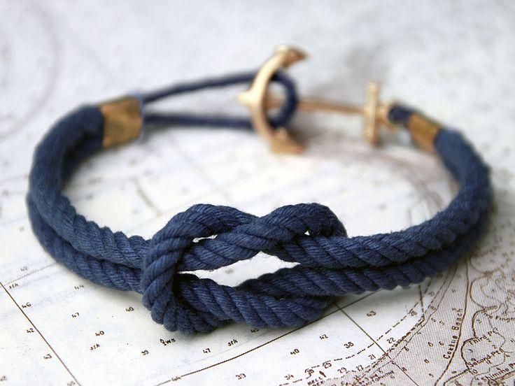 sailor bracelet - so cute!
