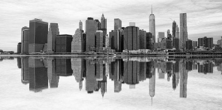 Manhattan by Matteo Fortunato on 500px