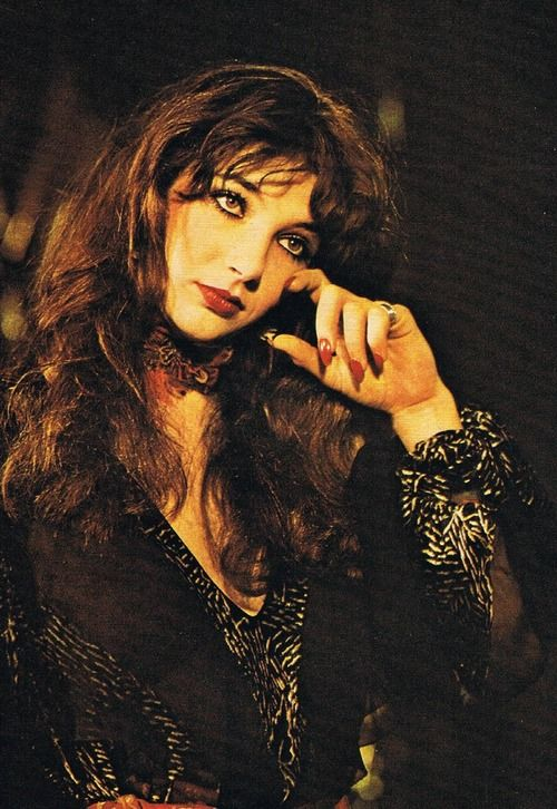 Kate Bush. Goddess