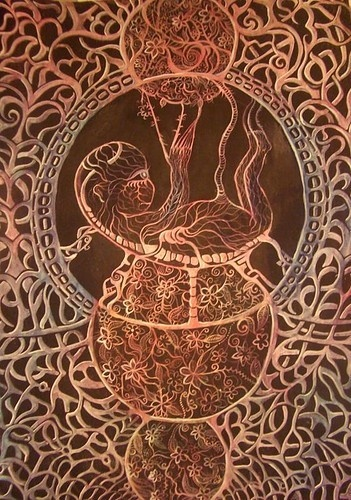 Baby Buddha / Olivie Brabcova