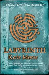 Kate Mosse, Labyrinth, good read.