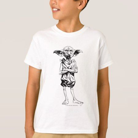 Dobby 3 T-Shirt - click/tap to personalize and buy