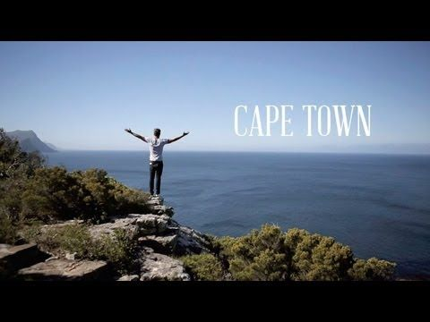 10 Reasons why Cape Town is the Best City in the World. - YouTube