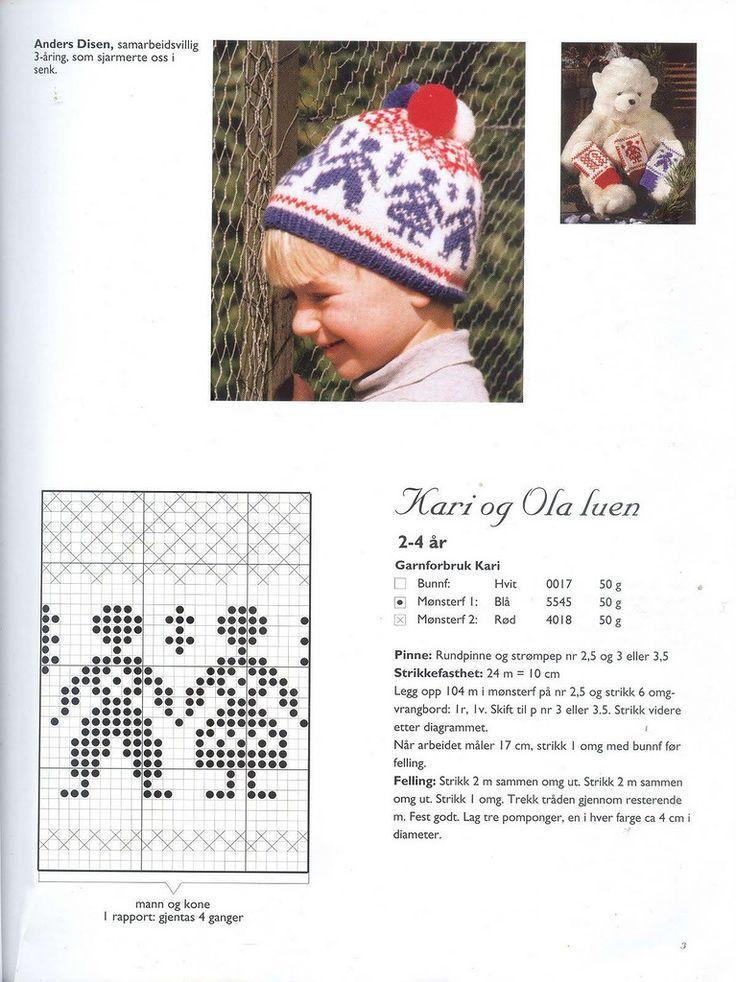 51 best Fair Isle images on Pinterest   Knit patterns, Crochet ...