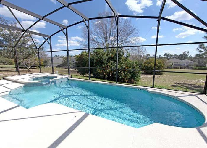 Florida Sunrooms And Lanai Screen Contractor Fabri Tech Screen Enclosures Pool Screen Enclosure Pool Safety