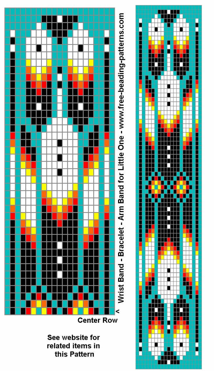 native american beading patterns | Linda Yatchman is using Pinterest, an online pinboard to collect